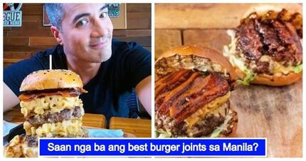 Manila guide: 6 Awesome burger joints to try in Manila
