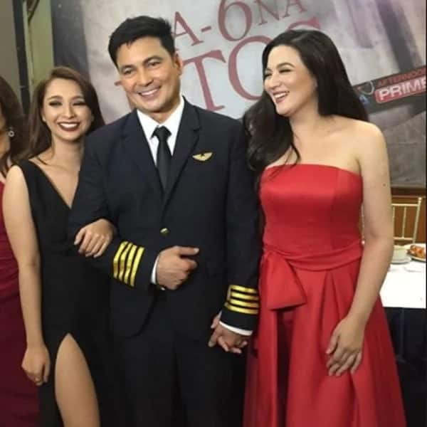 Gabby Concepcion looks forward to freeeing himself from his current primetime soap