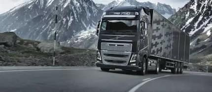 This new technology might be replacing truckers in the near future!