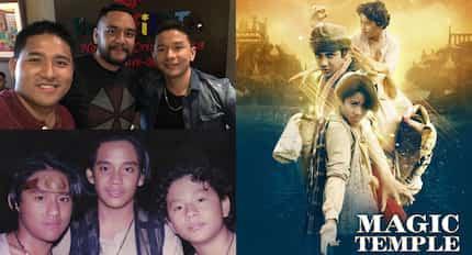 'Magic Temple' stars Junell Hernando, Marc Solis, and Jason Salcedo finally reunite