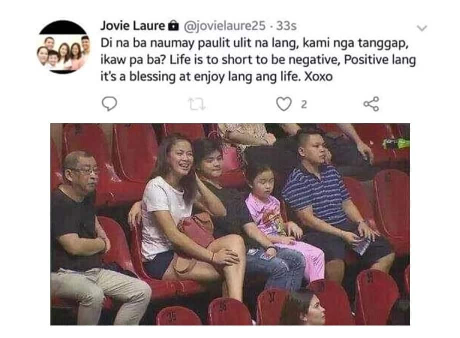 Daddy na daw siya? EJ Laure is allegedly pregnant, carrying Bugoy Cariño's baby