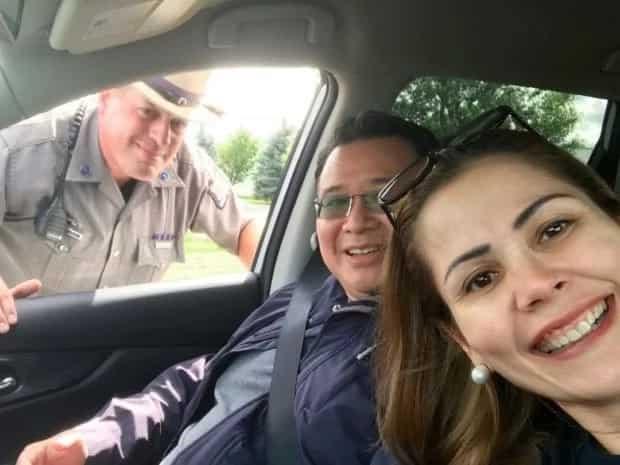 Maritoni Fernandez caught overspeeding in New York, thanks lucky stars for kind policeman