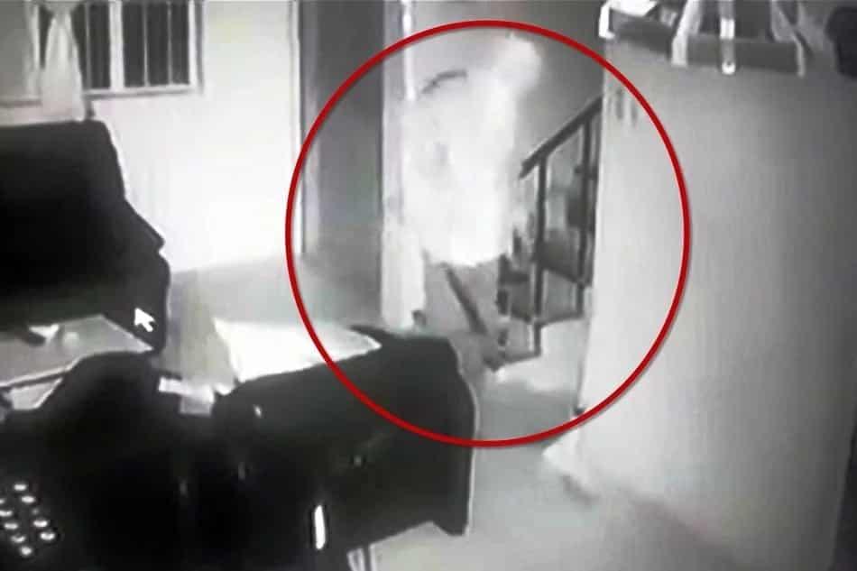 Magnanakaw, huli ng may-ari ng bahay na senior jail officer pala