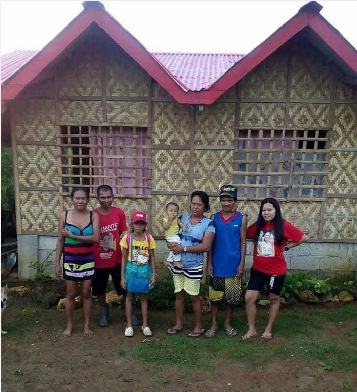 Nagbunga ang pagsisikap sa abroad! Inspiring story of an OFW who was able to give her family a decent home