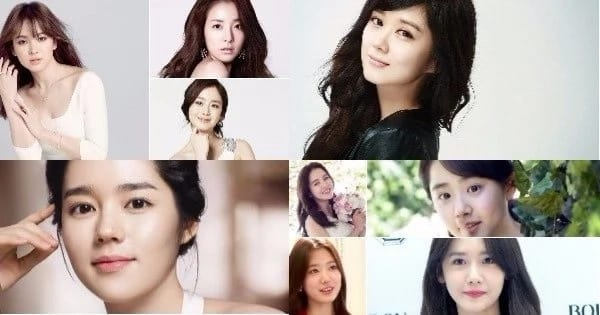 Top 9 Korean Actresses Who Didn't Undergo Plastic Surgery To Look Stunningly Beautiful - Find Out Who Top The Spot!