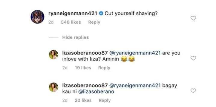 Boom basag! Ryan Eigenmann, sinupalpal ang isang basher na nagsabing in love siya kay Liza Soberano