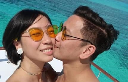 Jhong Hilario & longtime girlfriend prove that age doesn't matter