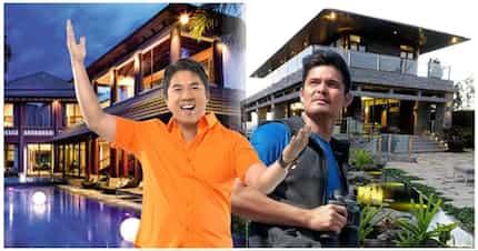 4 Pinakamagarbo at pinakamagandang bahay ng mga sikat na Pinoy celebrities sa Kapuso at Kapamilya