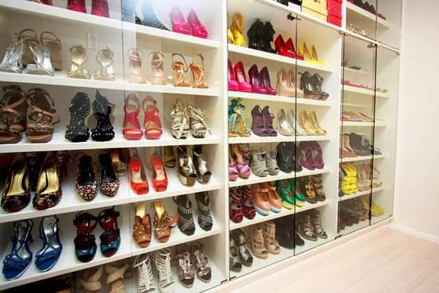 Fab & famous! 5 Sikat Filipina actresses at ang kanilang bonggacious shoe closet