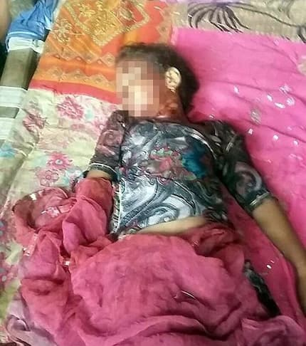 Girl slept beside her parents; what happened to her will surely shock you!