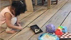 From ulam to langgam: Jennica Garcia's Baby Mori prefers playing with stones than toys