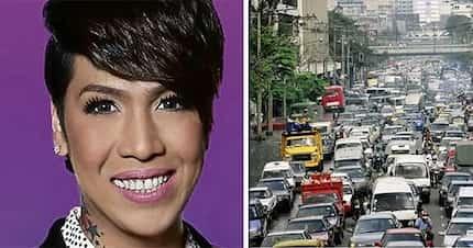 "Vice Ganda rants about Philippine's traffic: ""Kahit anung adjust mo wala pa rin!"""