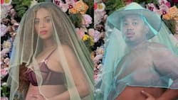 Filipino recreates Beyonce's maternity shoot and it's glorious AF