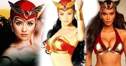 Lilipad na! The newest Darna has been 'found' and she's getting ready to shout 'Ding, ang bato!'