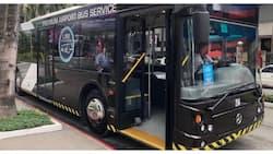 Ayos to ah? Point-to-point buses, bibiyahe na mula Cubao hanggang NAIA