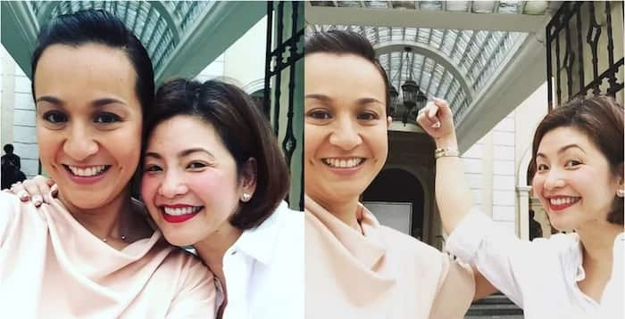 mikee cojuangco sisters