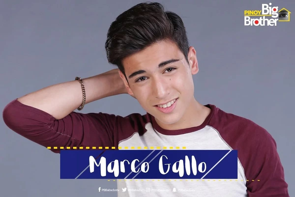 Marco Gallo's response after love team break up with Kisses Delavin
