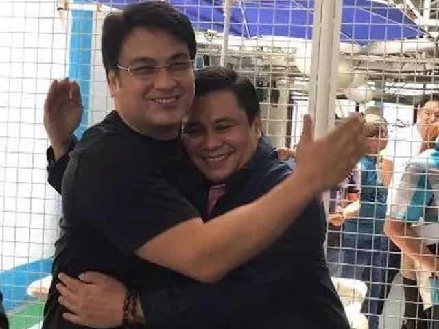 """Jinggoy Estrada promises Bong Revilla: """"Tandaan mo, kung may FPJ at Erap, meron ding Bong at Jinggoy…walang iwanan!"""""""