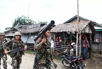 LOOK! Military takes over BIFF camp, kills 33 members