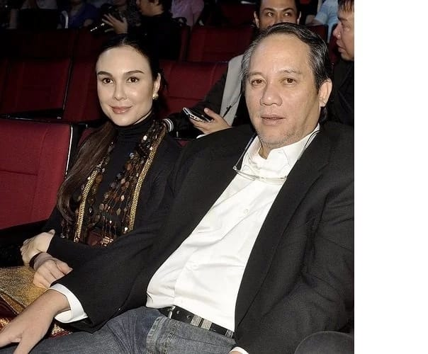 Tony Boy Cojuangco's rare goofy side caught on video, Gretchen shows how she takes care of her man