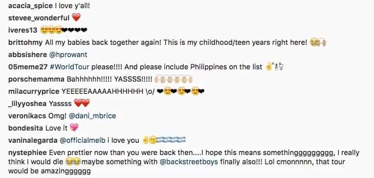 Excited ang mga batang 90s! Spice Girls reunion spark rumors of comeback