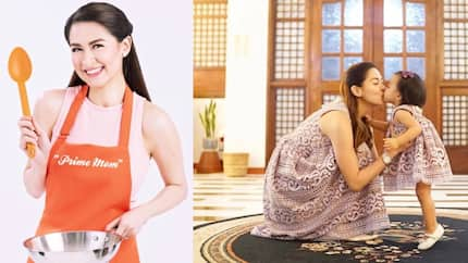 Hands-on mommy Marian Rivera reveals secret cooking hacks that make Baby Zia eat healthy veggies and so will your babies too! Check this out.