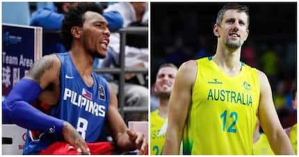 Australians share video of Gilas player Calvin Abueva allegedly starting pre-game conflict