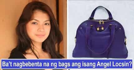 Anyare sa kanya? Angel Locsin nagbebenta na ng mga mamahaling bags na pag-aari niya