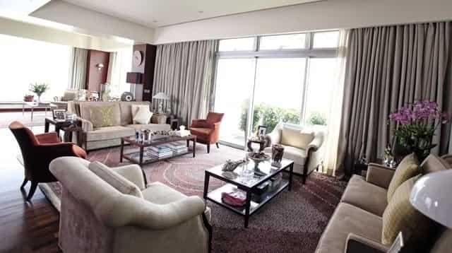 MVP ng mayayaman! Here is Manny Pangilinan's luxurious apartment in Hong Kong