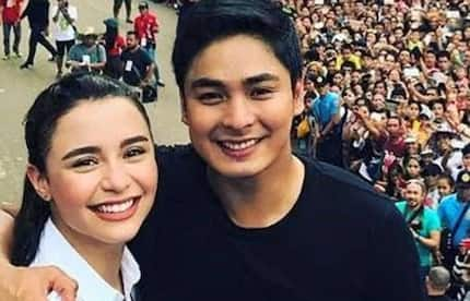 Epic video of Coco Martin trying to speak in English during conversation with Yassi Pressman's sister