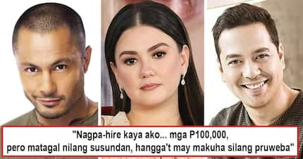 Shookt ang marami! Angelica Panganiban reveals she planned to pay P100K to a private investigator to follow Derek and JLC when she felt cheated
