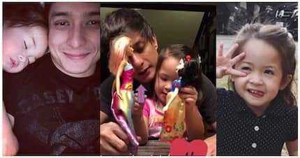 Ang cute! Ryan Agoncillo earns pogi points by playing dolls with daughter Luna