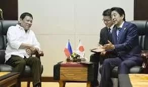Konnichiwa! Duterte's accepted an invitation to Japan!