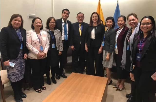 Palace, PH reelection at U.N. acknowledges the bloody anti-narcotics campaign