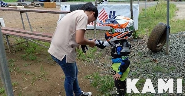 Astig! Off-road riding becomes a family affair for Kristine and Oyo Boy Sotto's family