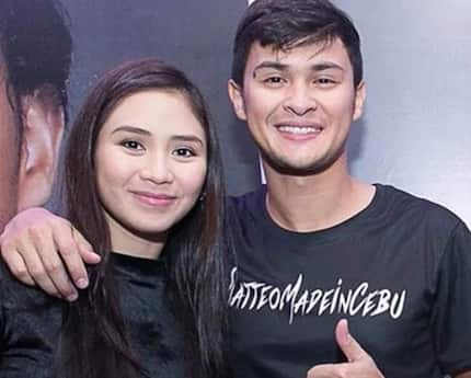 Matteo Guidicelli generously grants wish of a blind fan about Sarah Geronimo
