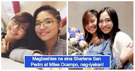 Beshies forever! Sharlene San Pedro's 'tear-worthy' surprise for Miles Ocampo's birthday