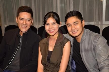 Coco Martin discloses what he finds out in working with Eat Bulaga hosts