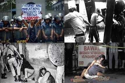 Nakakatakot na! Martial Law victims say drug war resembles Marcos atrocities