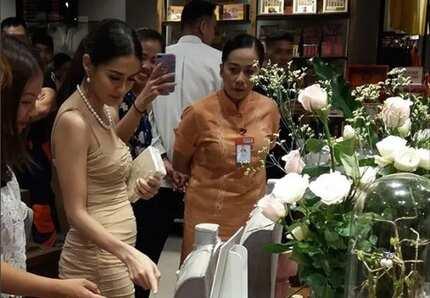 May umbok ang tiyan? Marian Rivera spotted with slightly bulging tummy netizens call the 'baby bump'