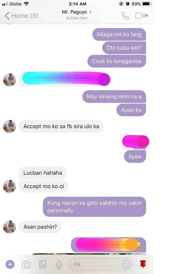Ito ang wais na misis! Wife who 'unfriended' her husband on Facebook goes viral
