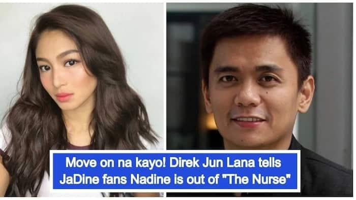 Tanggal na sa eksena! Direk Jun Lana explains why Nadine Lustre is no longer part of thriller movie