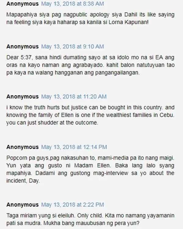 Netizens natatagalan sa 'public apology' ni Ellen Adarna, inuudyukan mag-inang idemanda na ang 'brat'
