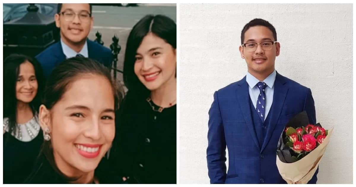 Mini-family reunion! Anne Curtis' brother graduates from high school