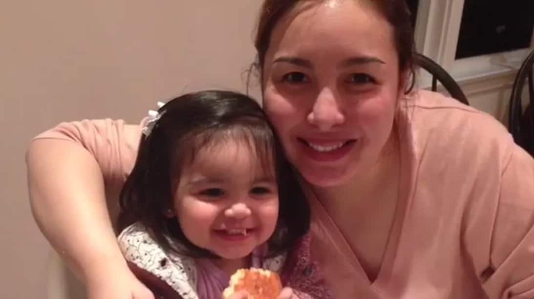 """Baby palang super cute na! Marjorie Barretto shares awesome """"growing up"""" photos of her youngest daughter Erich"""