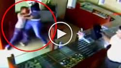 Real-life Karate Kid! Heroic boy defeats deadly hold-upper by brutally punching his stomach