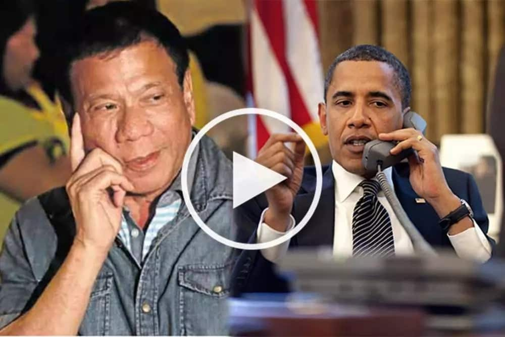 President Duterte Slams The Video Scandal Of His Critic: Duterte Slams The Killings Of African-Americans In The US