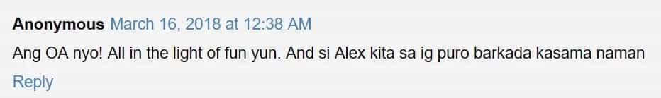 Nagmiddle finger kay Alex! Mikee Morada gets bashed over his alleged rude behavior towards girlfriend Alex Gonzaga