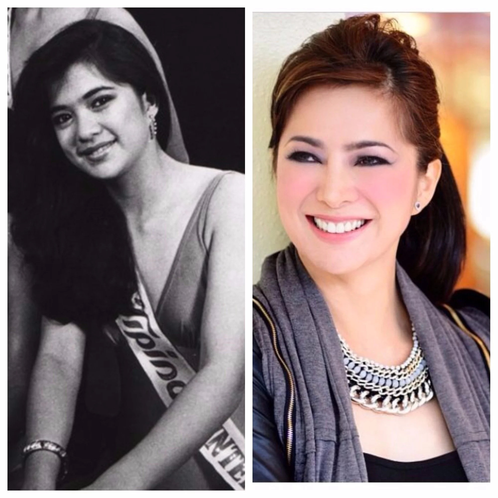 Alma Concepcion Hot pinay beauty queens who turned out to be among the finest