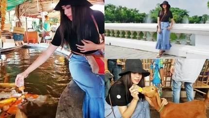 Julia Montes makes us want to go on a vacation to Thailand with her gorgeous pictures